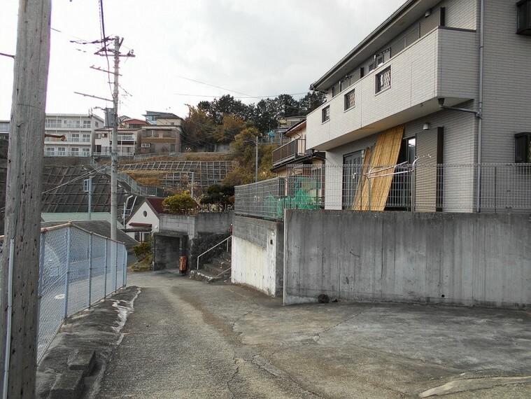 外観写真 東海道線「小田原」駅徒歩約9分。陽当たり風通し共に良好です。