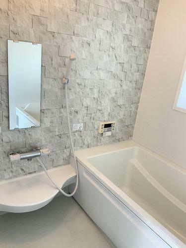 浴室 明るい雰囲気の浴室になります