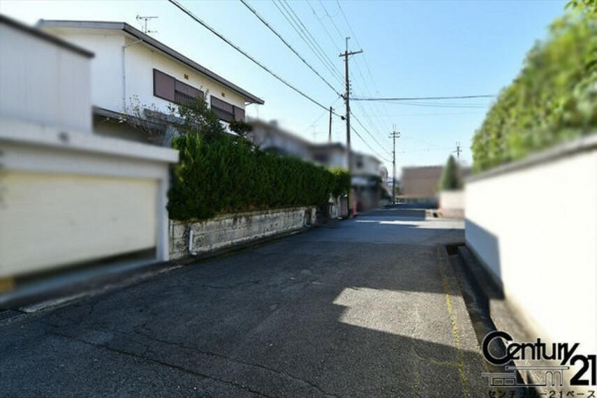 現況写真 ■近鉄田原本線「大輪田駅」まで徒歩10分です!■
