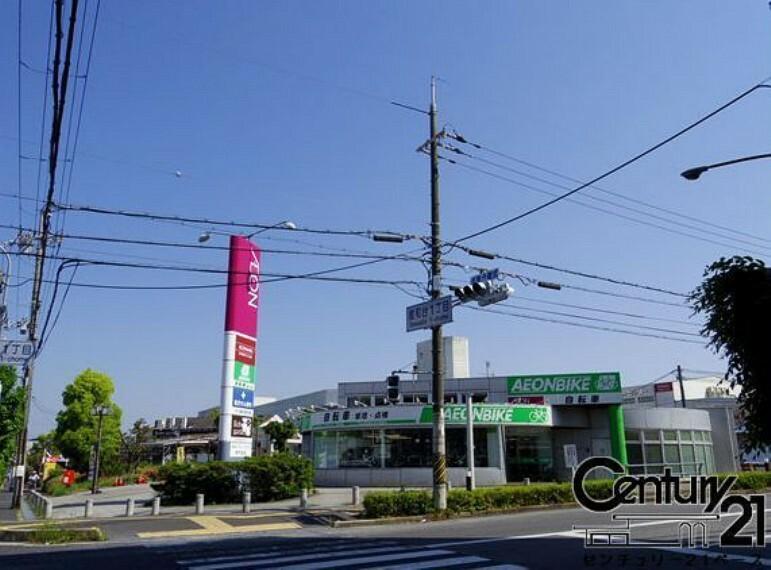 スーパー イオン西大和店