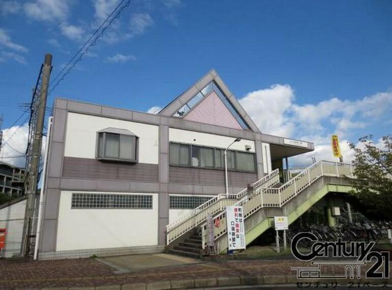 佐味田川駅(近鉄 田原本線)