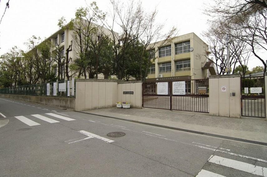 中学校 【中学校】尼崎市立武庫東中学校まで1134m