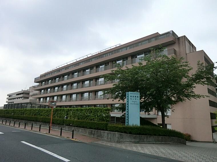 病院 青梅市立総合病院