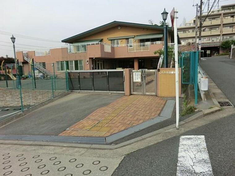 幼稚園・保育園 くらき永田保育園 約320m