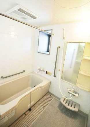 浴室 人気の窓・浴室換気乾燥機・追炊機能付!