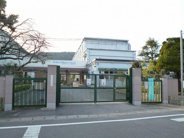 小学校 【小学校】陵ヶ岡小学校まで650m