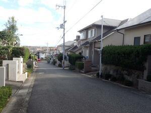 橋本市柿の木坂