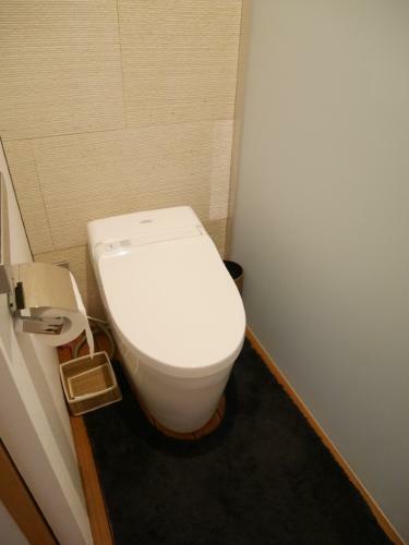 トイレ ゲストルーム内のトイレです。