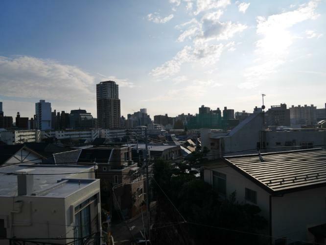眺望 ルーフバルコニーからの眺望です。