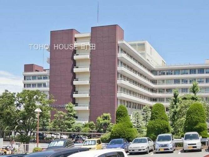 病院 聖マリアンナ医科大学病院 距離約1700m