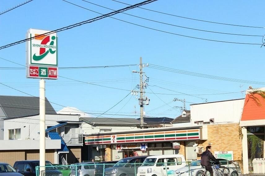 コンビニ セブンイレブン 清水沼田町店