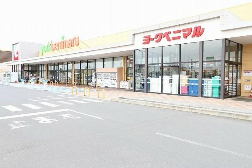 ショッピングセンター ヨークベニマル筑西横島店