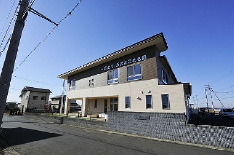 幼稚園・保育園 富士見ヶ丘認定こども園(約630m、徒歩8分/2019年1月撮影)