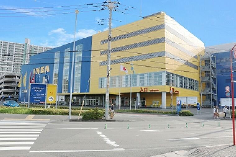 ショッピングセンター IKEA船橋(2018年5月撮影)