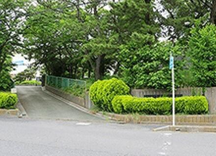 中学校 船橋市立宮本中学校(2018年5月撮影)
