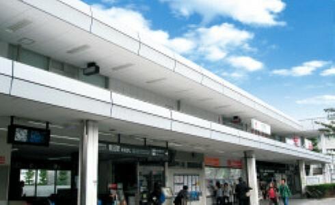 ■約1400m/徒歩18分   神奈川県川崎市宮前区鷺沼三丁目にある、東急電鉄田園都市線の駅である。