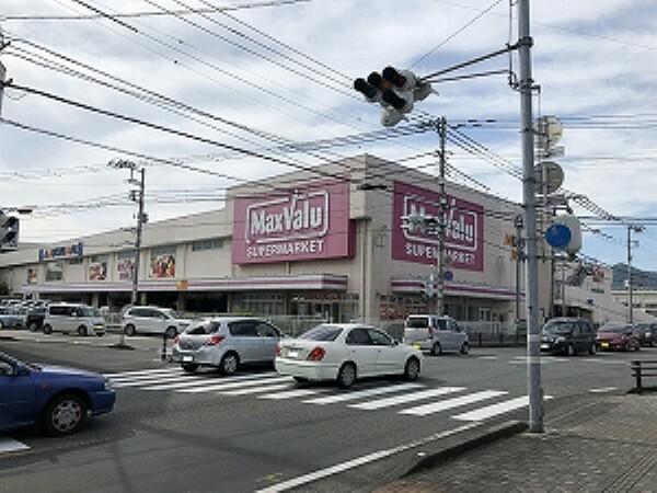 スーパー 徒歩22分(1700m) 24時間営業なので急なお買い物も安心です。