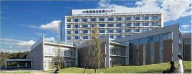 病院 中東遠総合医療センター  距離:4160m 33科ある総合病院です。