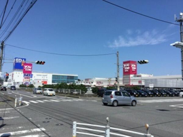 ショッピングセンター 【ゆめタウン宇部店】徒歩22分(約1750m)