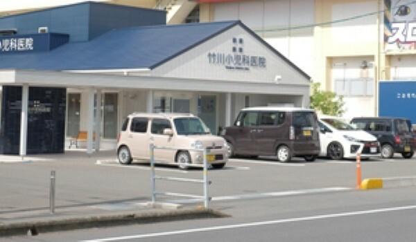 病院 【竹川小児科】徒歩10分(約800m)