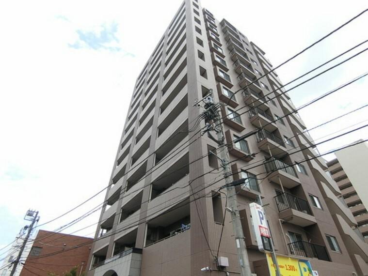 外観写真 京浜東北線「大宮」駅より徒歩約5分の中古マンションのご紹介です。