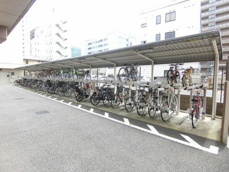 駐輪場の最新の空き状況はお問い合わせくださいませ。