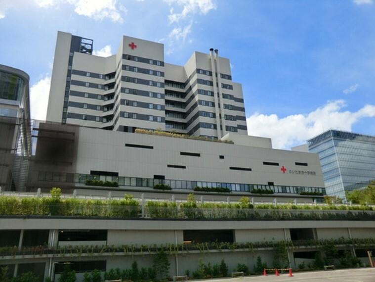 病院 さいたま赤十字病院 徒歩21分(約1680m)