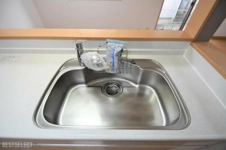 キッチン お料理やお子様にも嬉しい浄水器一体水栓
