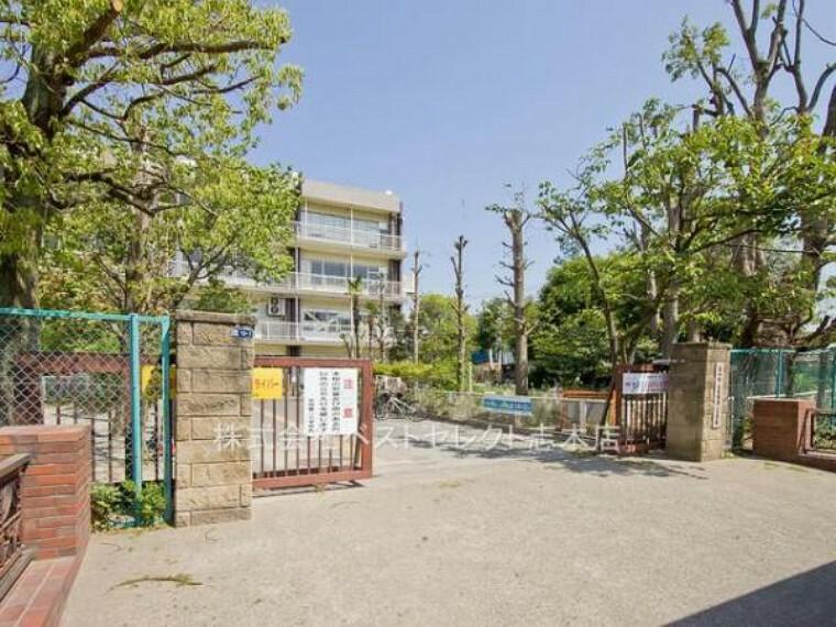 小学校 志木市立宗岡第二小学校 約120m(徒歩3分)
