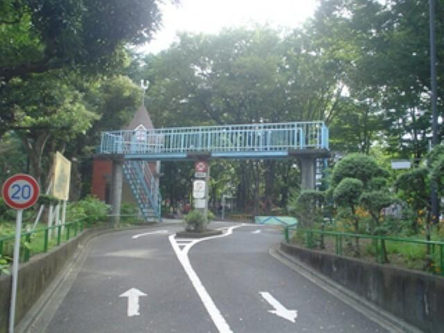 公園 【公園】杉並児童交通公園まで983m