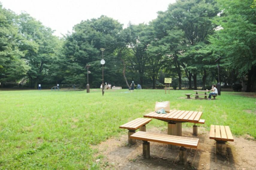 公園 【公園】和田堀公園まで881m