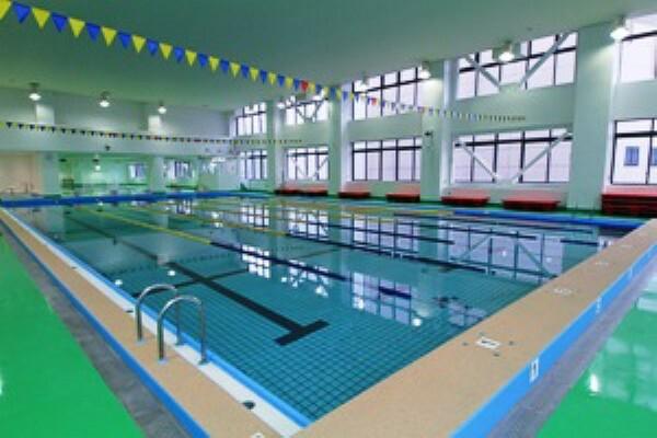 【スポーツ施設】高井戸温水プールまで1302m