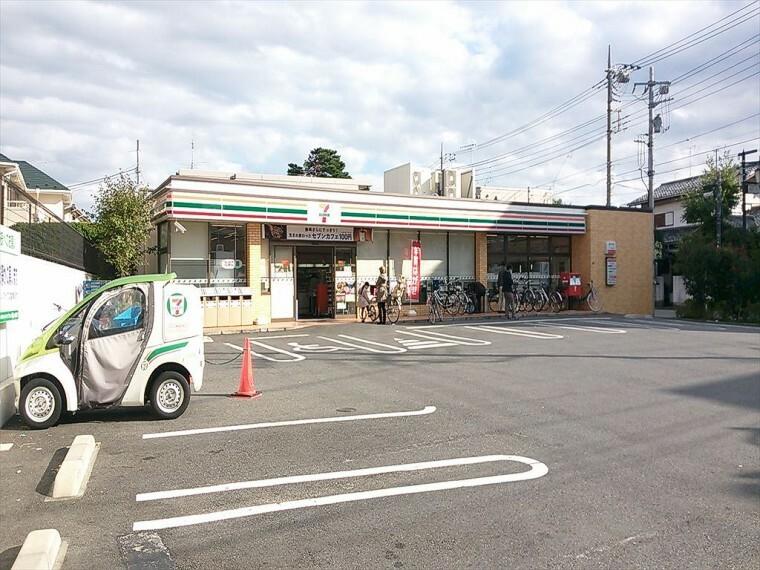 コンビニ 【コンビニエンスストア】セブンイレブン浜田山鎌倉街道店まで1383m