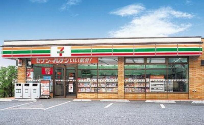 コンビニ セブンイレブン 仙台上飯田店まで徒歩12分