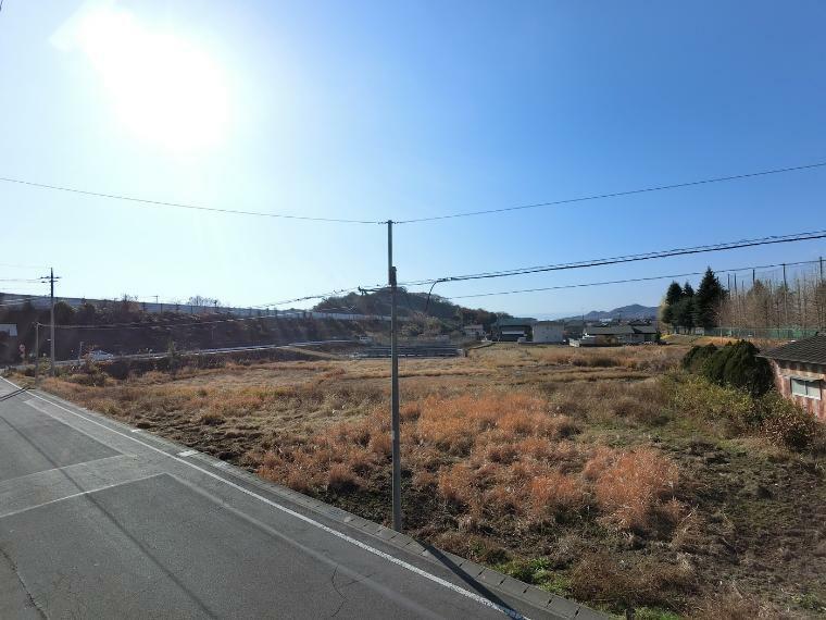 現況写真 北関東自動車道そばにあります