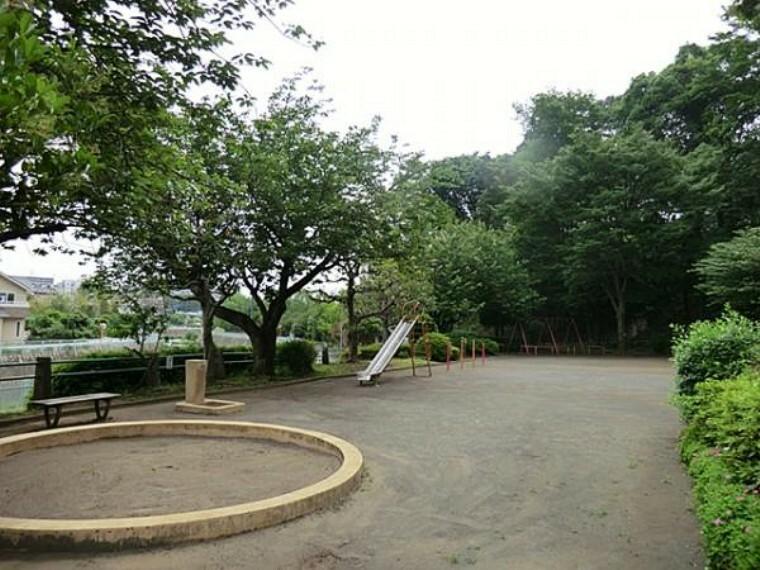 公園 長津田第三公園210m
