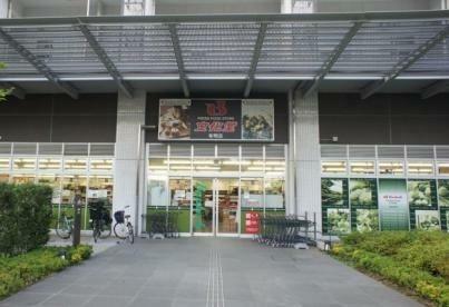 スーパー スーパー文化堂有明店 徒歩2分。