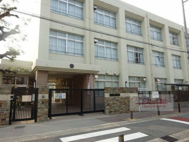 小学校 【小学校】大阪市立榎並小学校まで880m