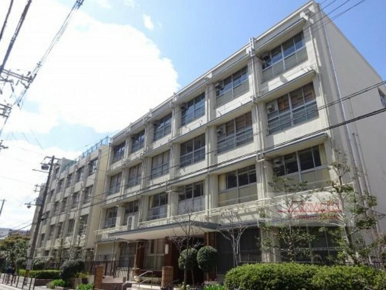 中学校 【中学校】大阪市立蒲生中学校まで960m