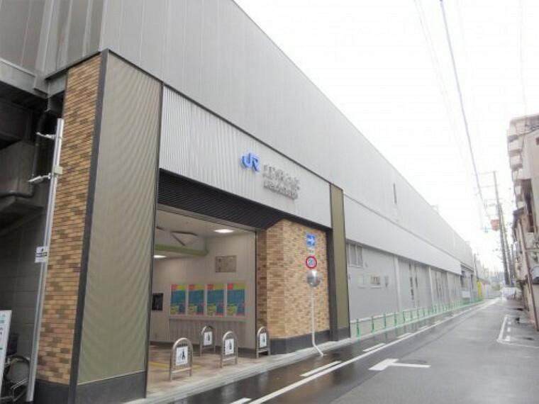【駅】JR野江駅まで640m