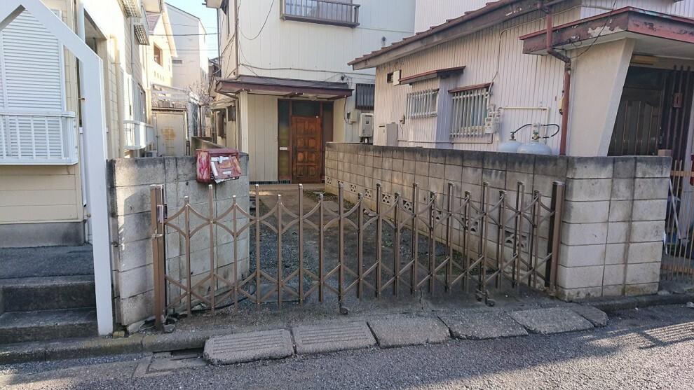 現況写真 現地写真【古家有り更地渡し)