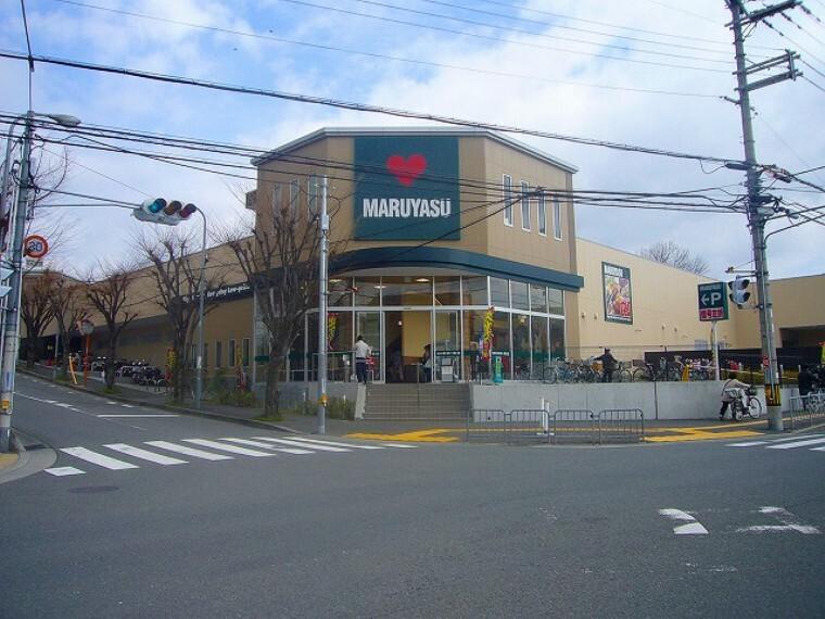 スーパー マルヤス 阿武野店