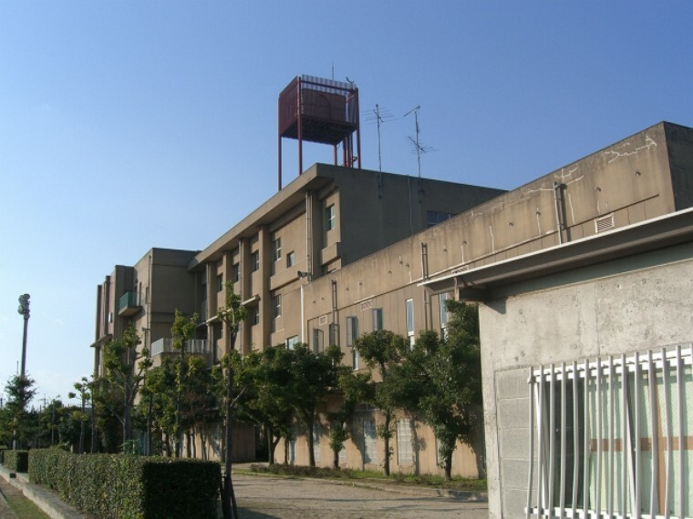中学校 摂津市立第四中学校