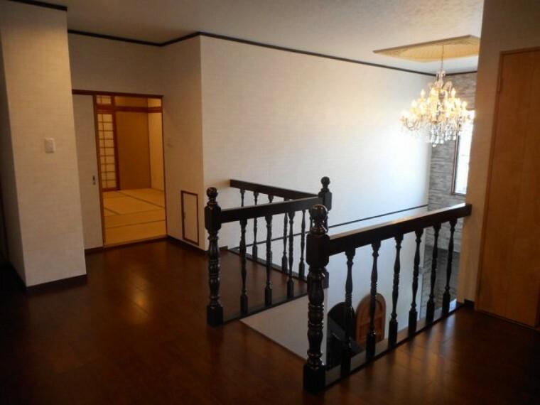 2階部分ホール