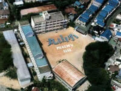 中学校 【中学校】丸山中学校まで340m