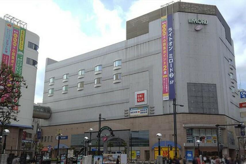ショッピングセンター 本厚木ミロード店
