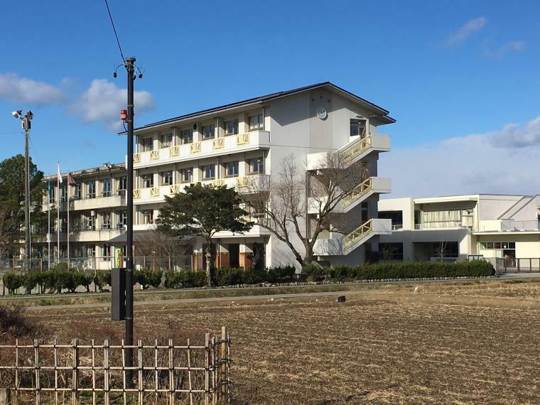 小学校 下米田小学校