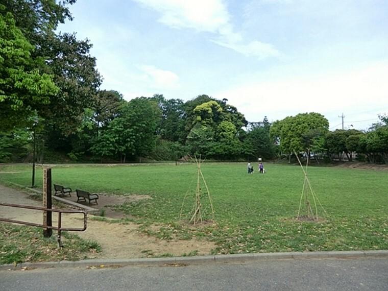 公園 洋光台北公園