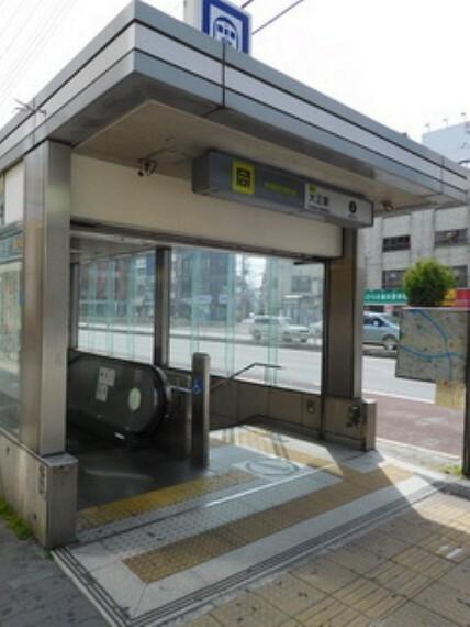 大正駅(大阪地下鉄 長堀鶴見緑地線)