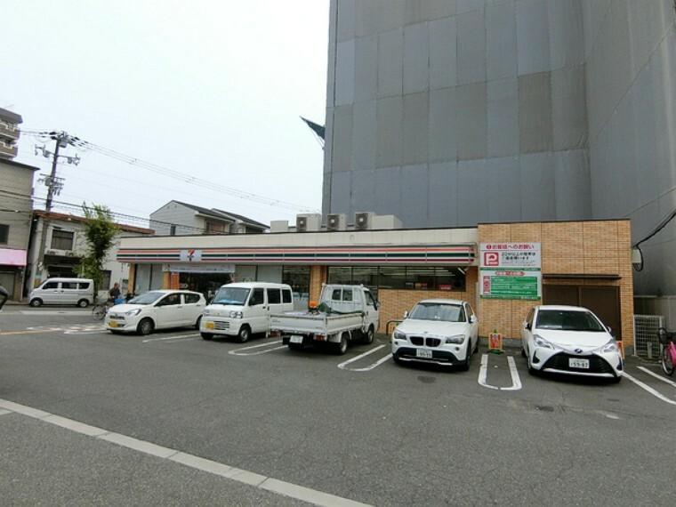 コンビニ セブンイレブン大阪三軒家東4丁目店
